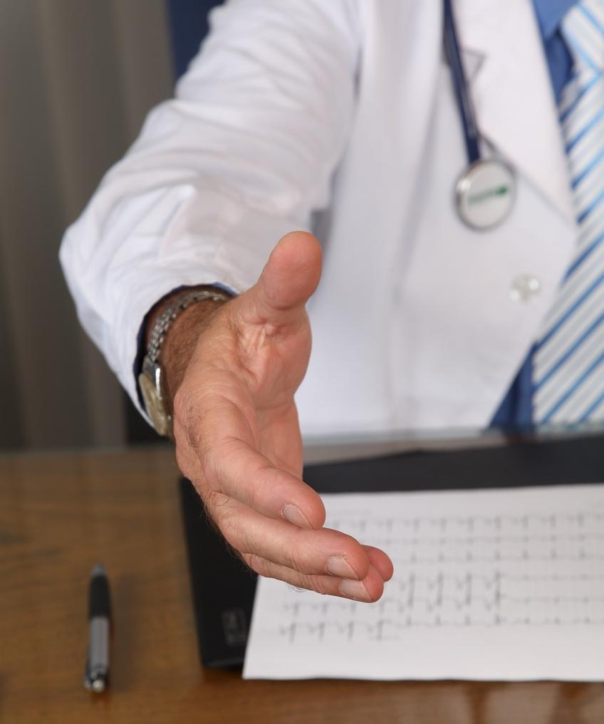 Phrase médecin arrêt pilule