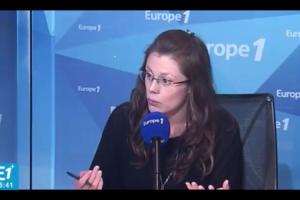 Sabrina Debusquat La vie devant soi Europe 1