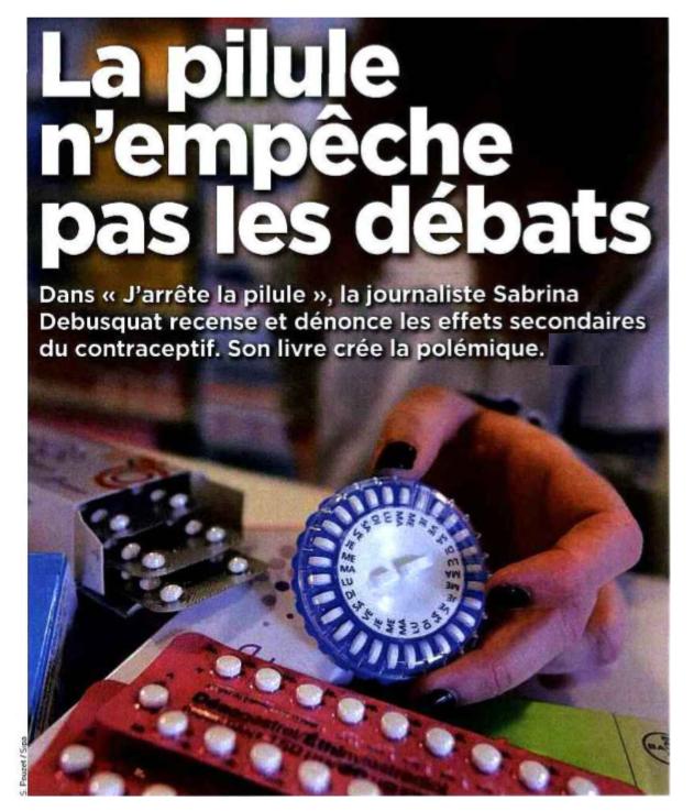 polémique pilule