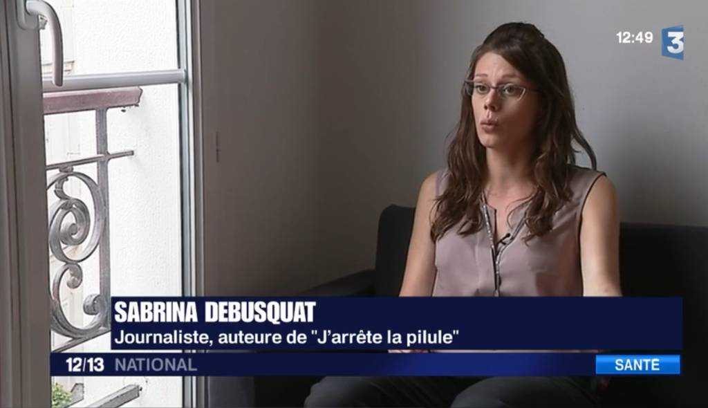 Sabrina Debusquat France 3