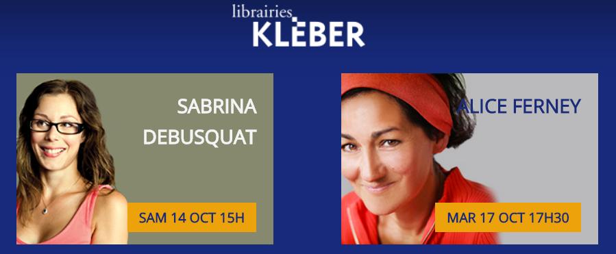 Rencontre Sabrina Debusquat Strasbourg