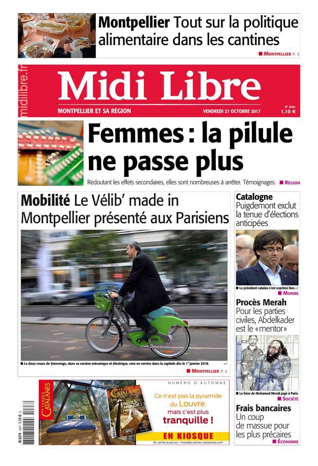 Midi Libre pilule