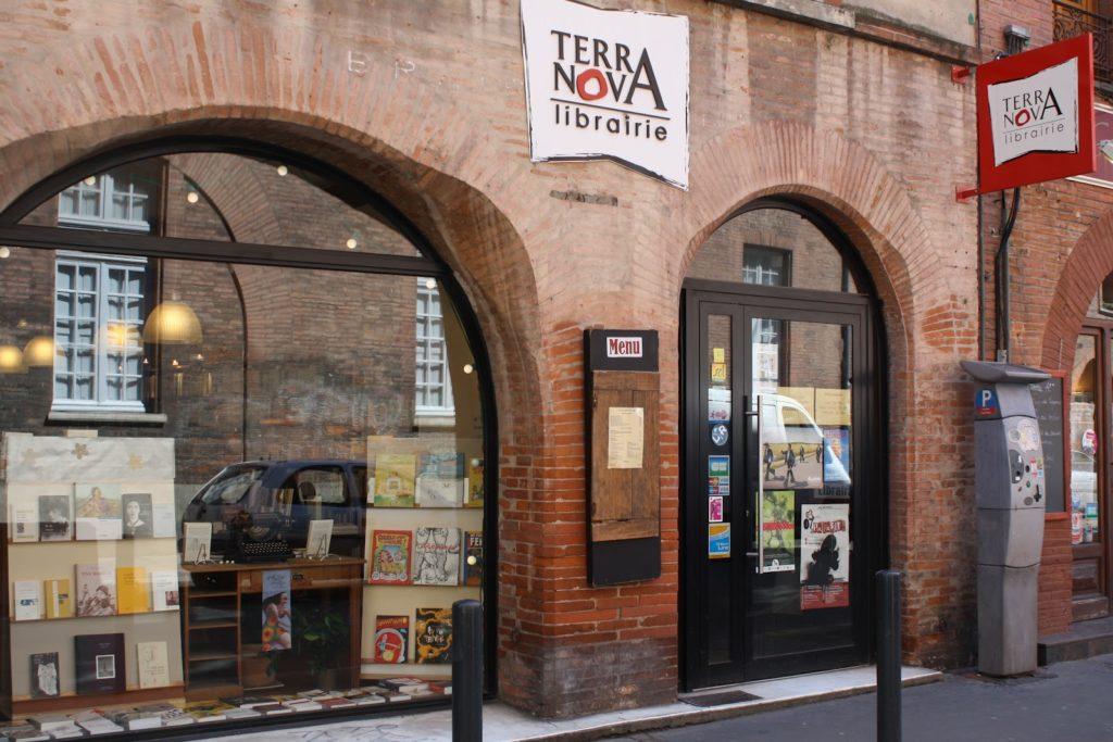 Terra Nova toulouse librairie