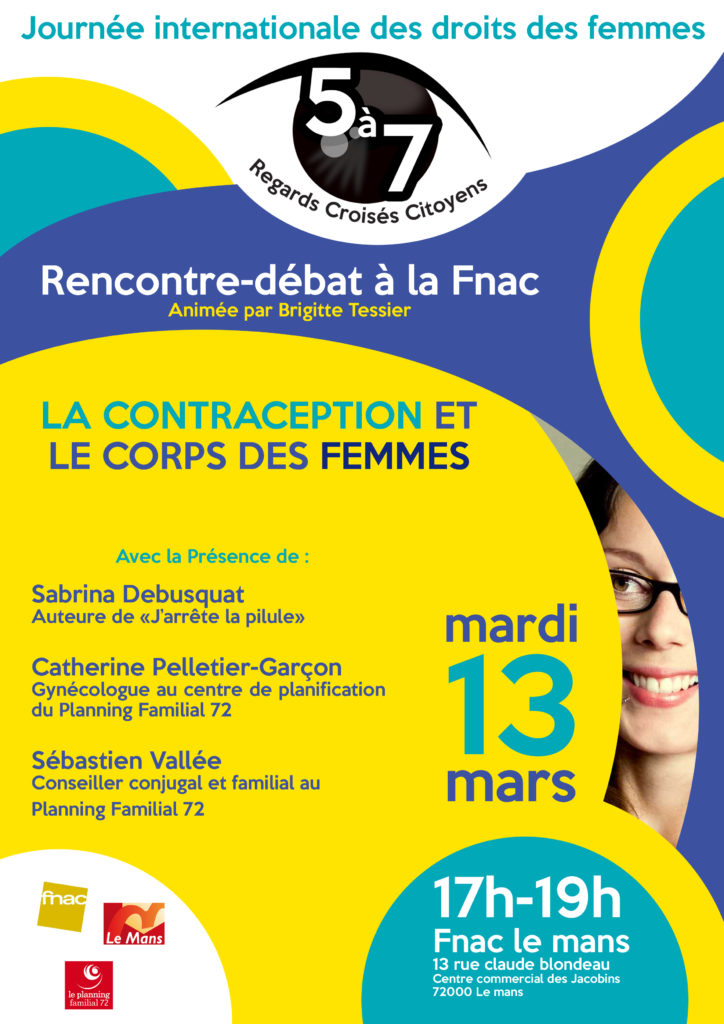 Conference debat pilule contraception