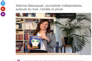 Interview Sabrina Debusquat France Culture