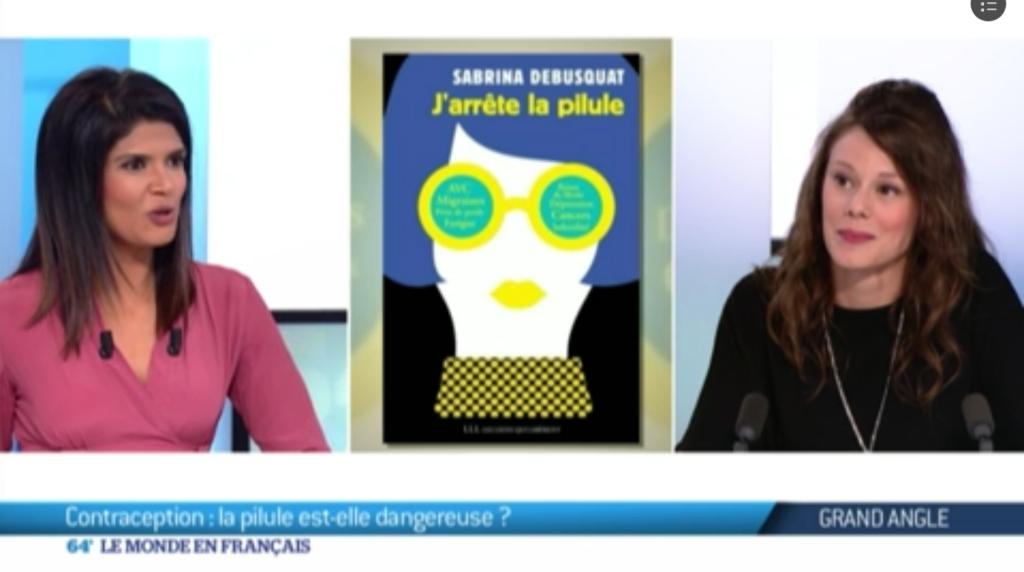 Sabrina Debusquat TV5 monde