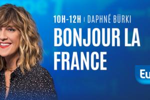 Sabrina Debusquat Bonjour la france