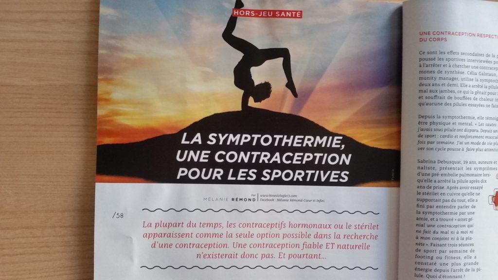 Symptothermie