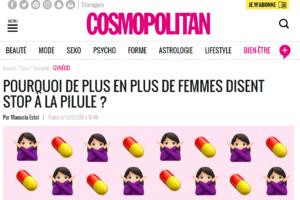 Cosmopolitan génération no pilule
