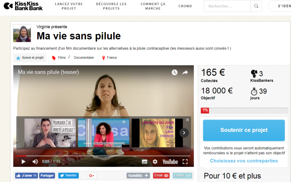 Documentaire pilule