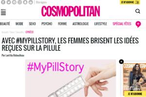 #MyPillStory