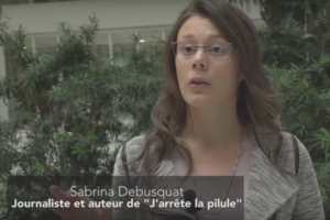 Sabrina Debusquat Colloque perturbateurs endocriniens lyon 26 octobre