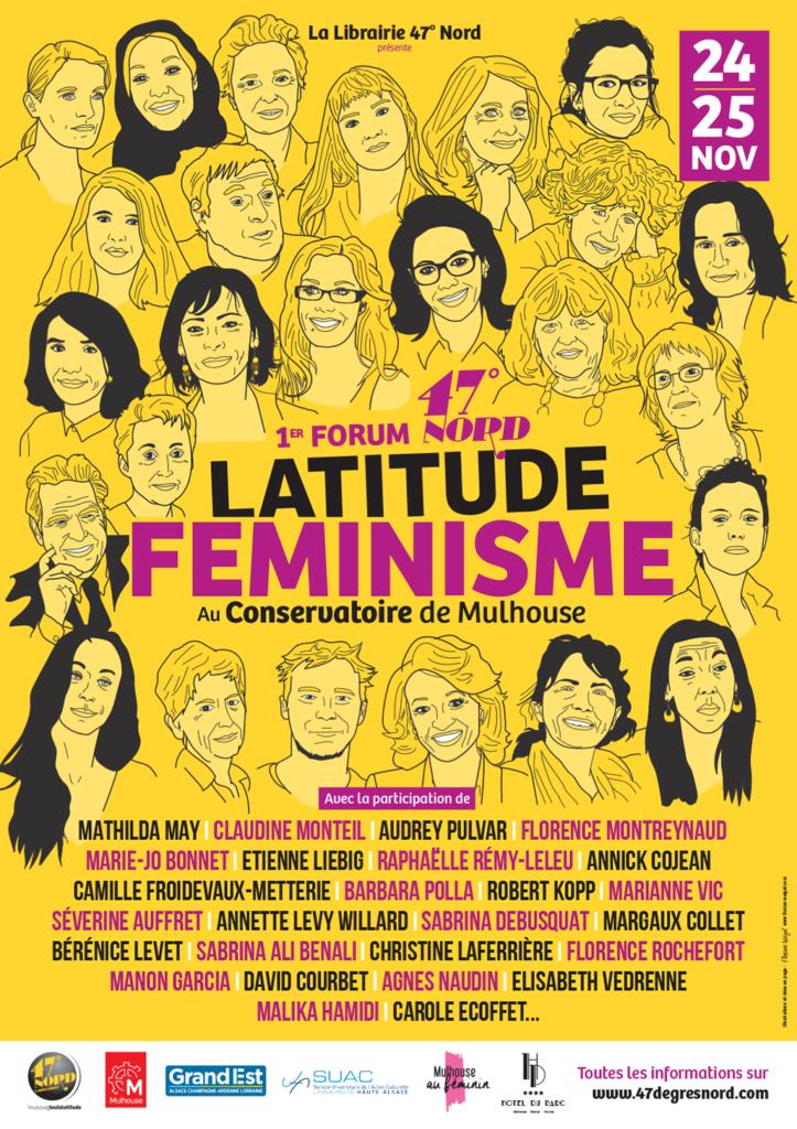 Forum feminisme mulhouse novembre 2018 sabrina debusquat