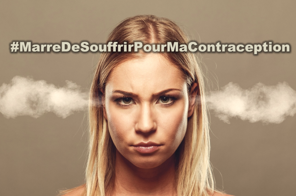 #MarreDeSouffrirPourMaContraception Sabrina Debusquat