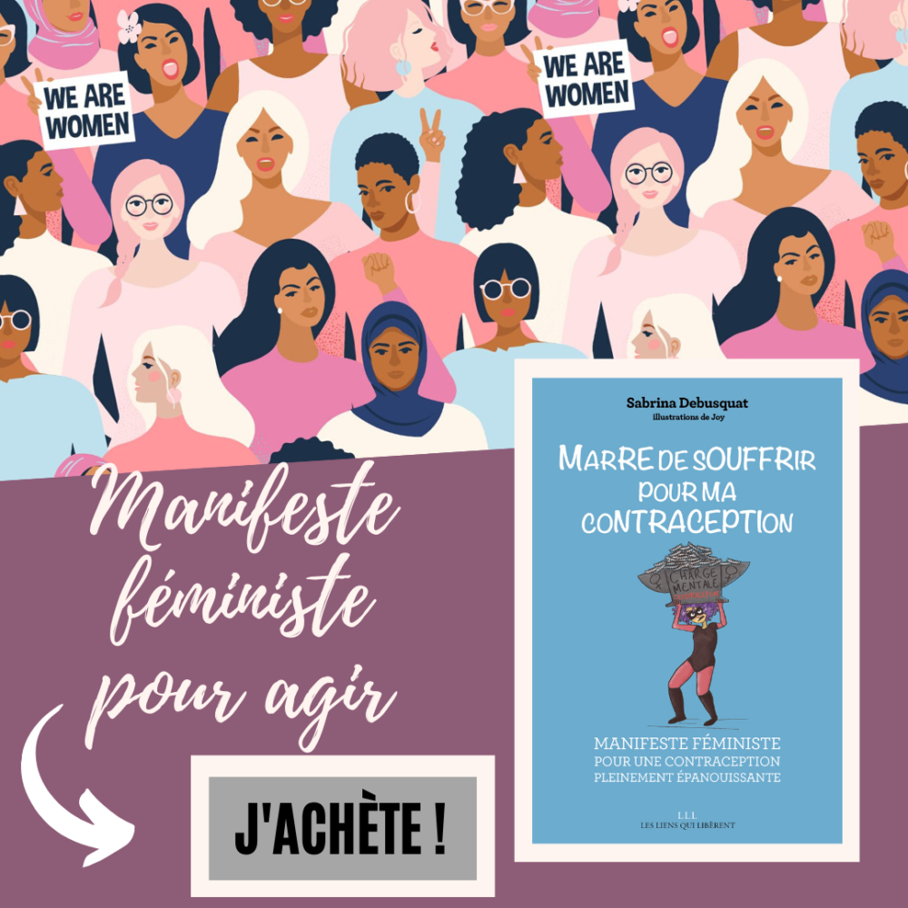 Manifeste éministe contraception Debusquat